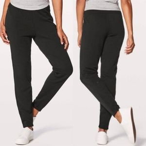 Lululemon Black Jogger Pants Size 4
